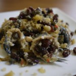 シチリア料理 イワシのベッカフィーコレシピ